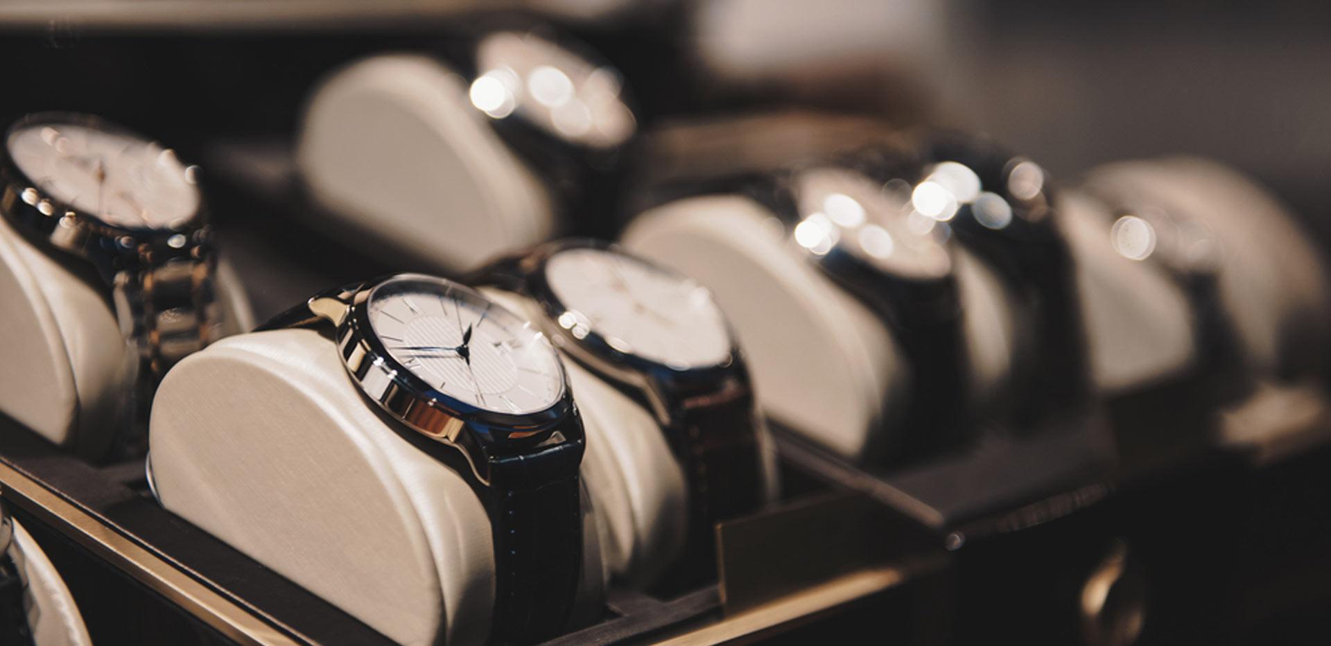 Vente ou achat<br/>de montres